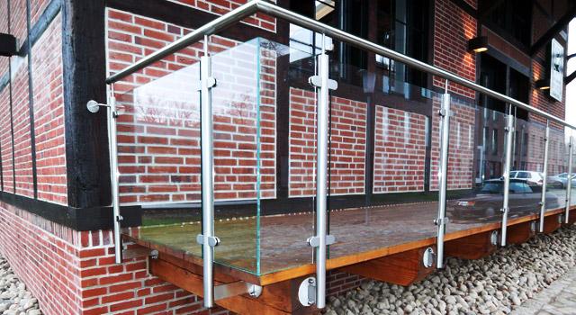 Jankowski Metall Amp Treppenbau Terrassengelnder